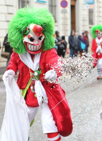 Mülhüser Waggis - Carnaval de Mulhouse