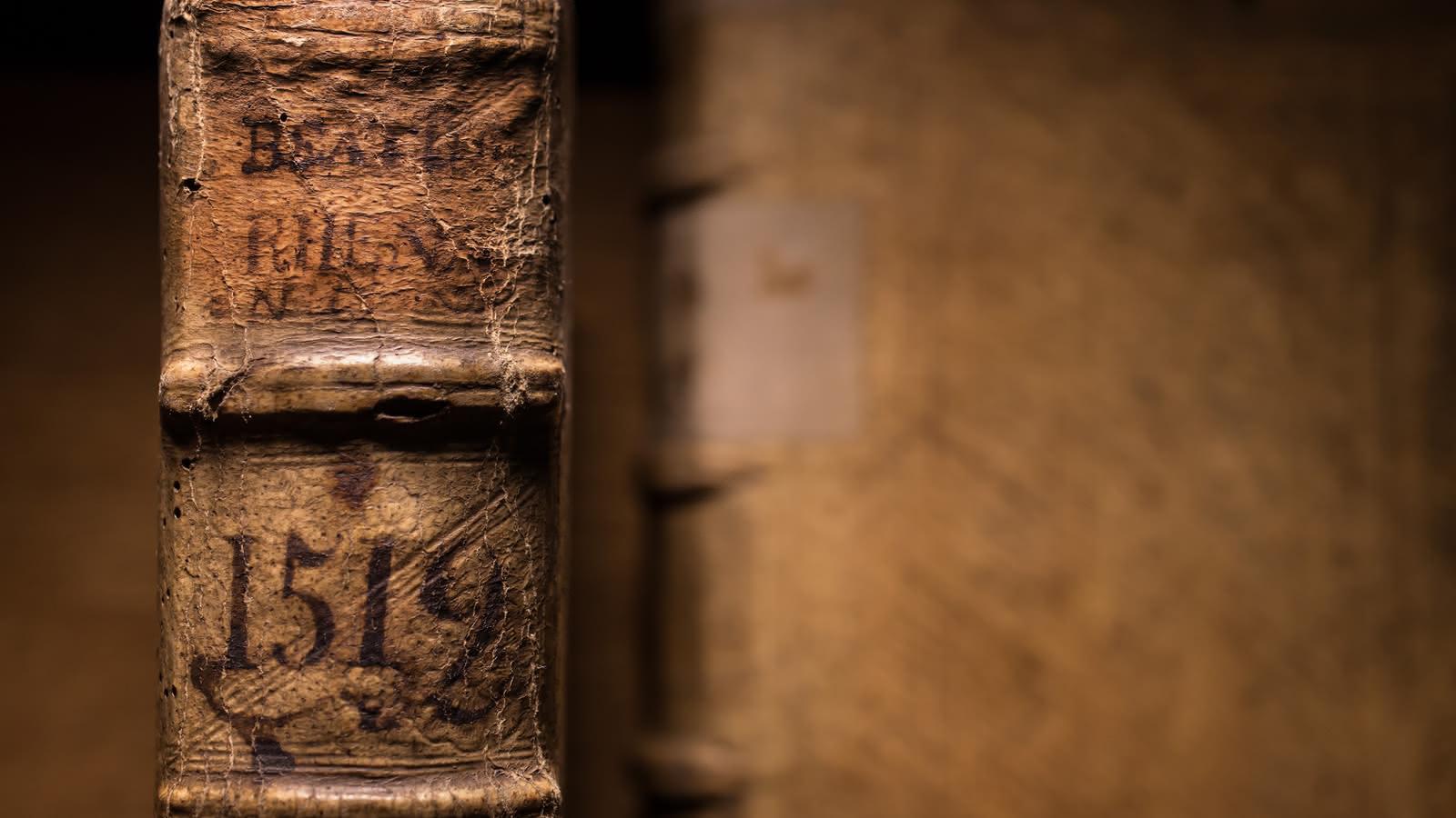 Manuscrit - Bibliothèque Humaniste Sélestat
