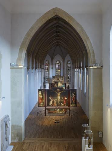 Retable d'Issenheim - Musée Unterlinden