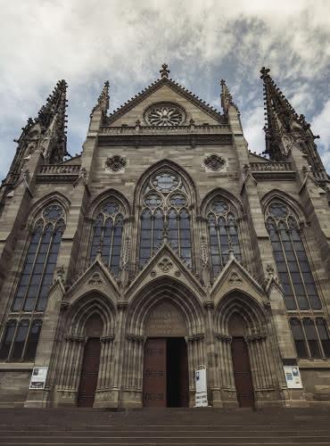 Temple Saint-Etienne - Mulhouse