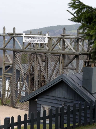 Centre Européen du Résistant Déporté - Camp de concentration Struthof