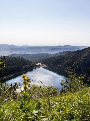 Lac Blanc - Massif des Vosges