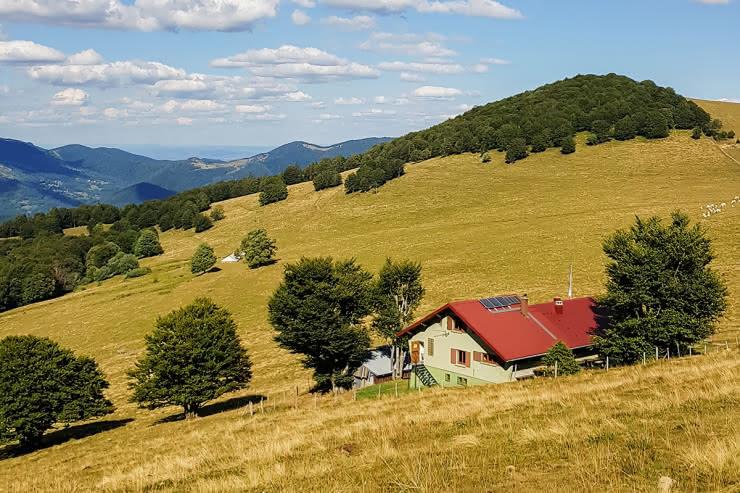 Refuge Massif des Vosges