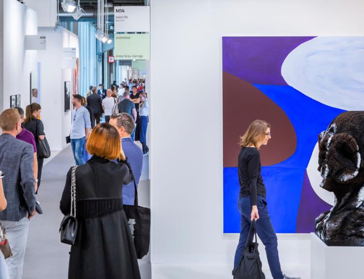 Fore d'art contemporain Art Basel