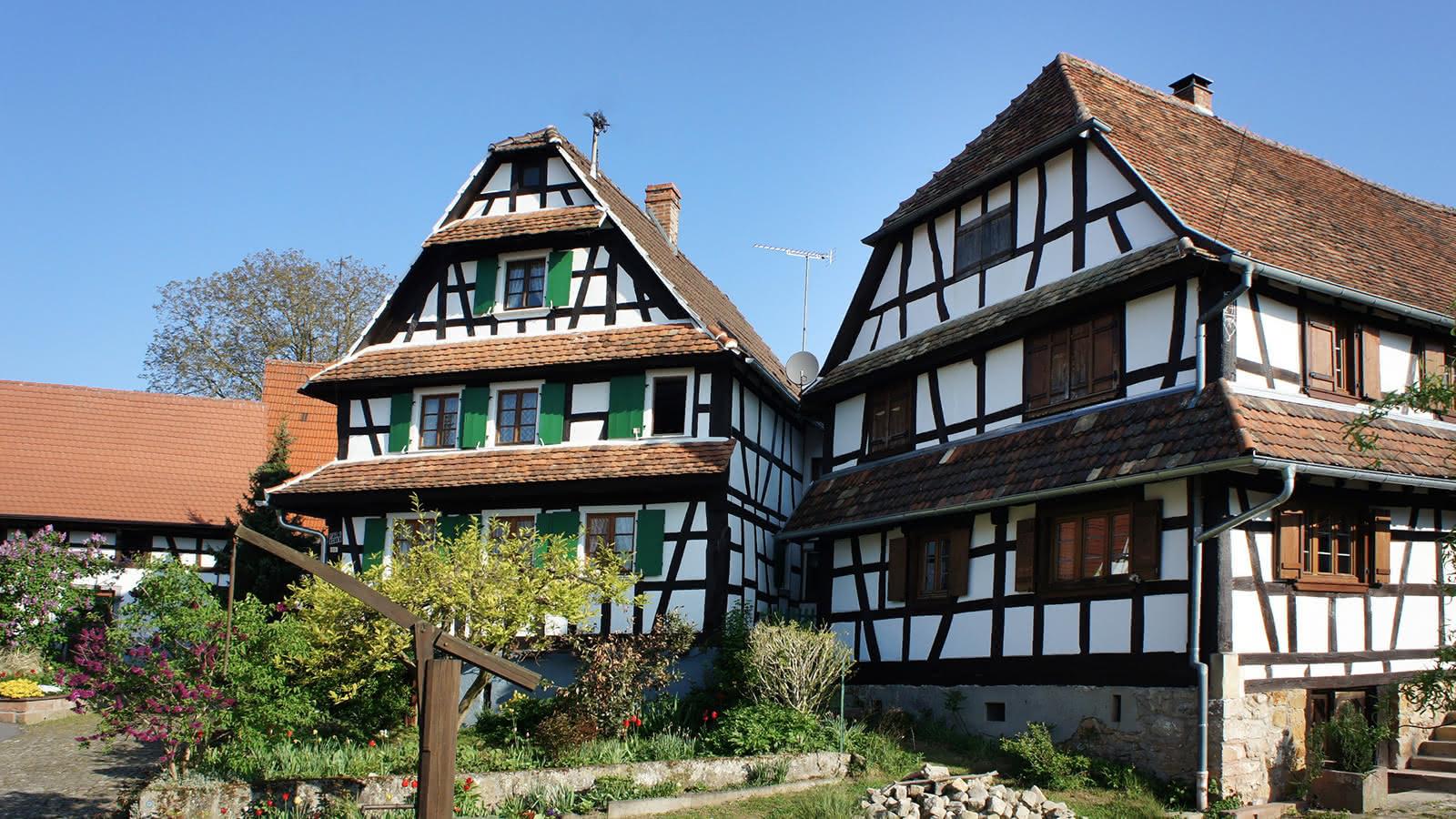 Village de Hunspach