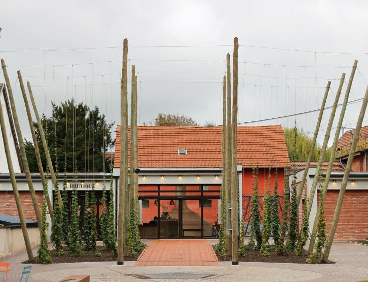Houblonnière - Villa Météor