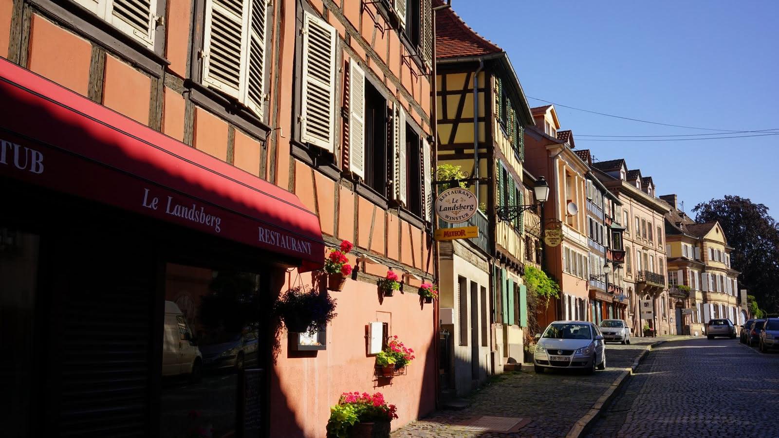 Architecte Bas Rhin barr, wine capital of bas-rhin - barr   visit alsace