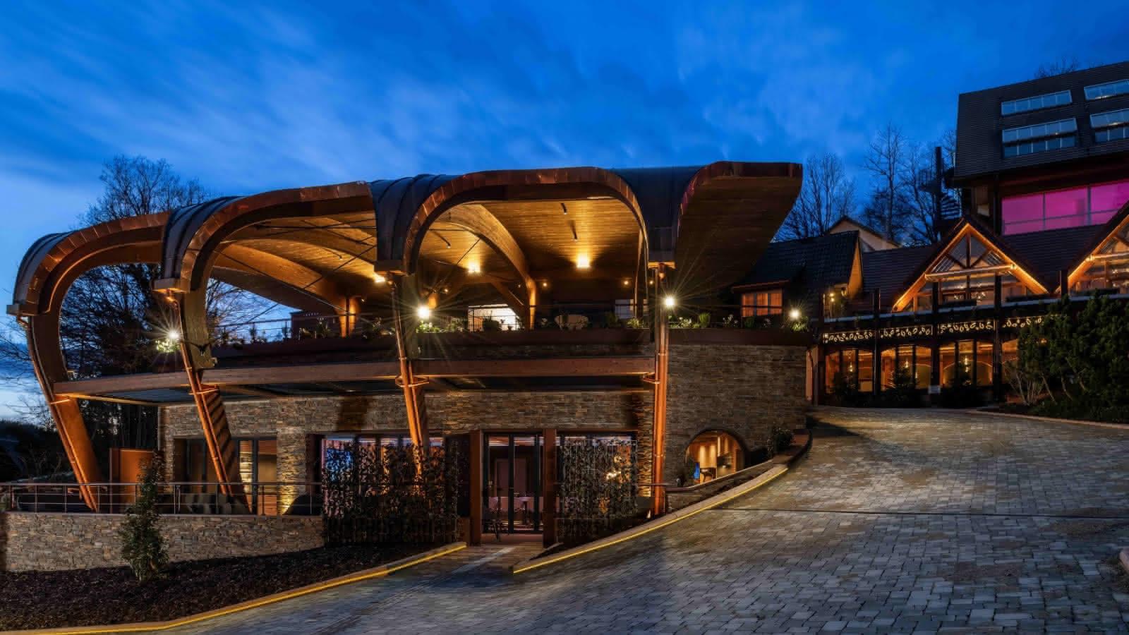 Hostellerie La Cheneaudière Spa Relais Châteaux Colroy La Roche Visit Alsace