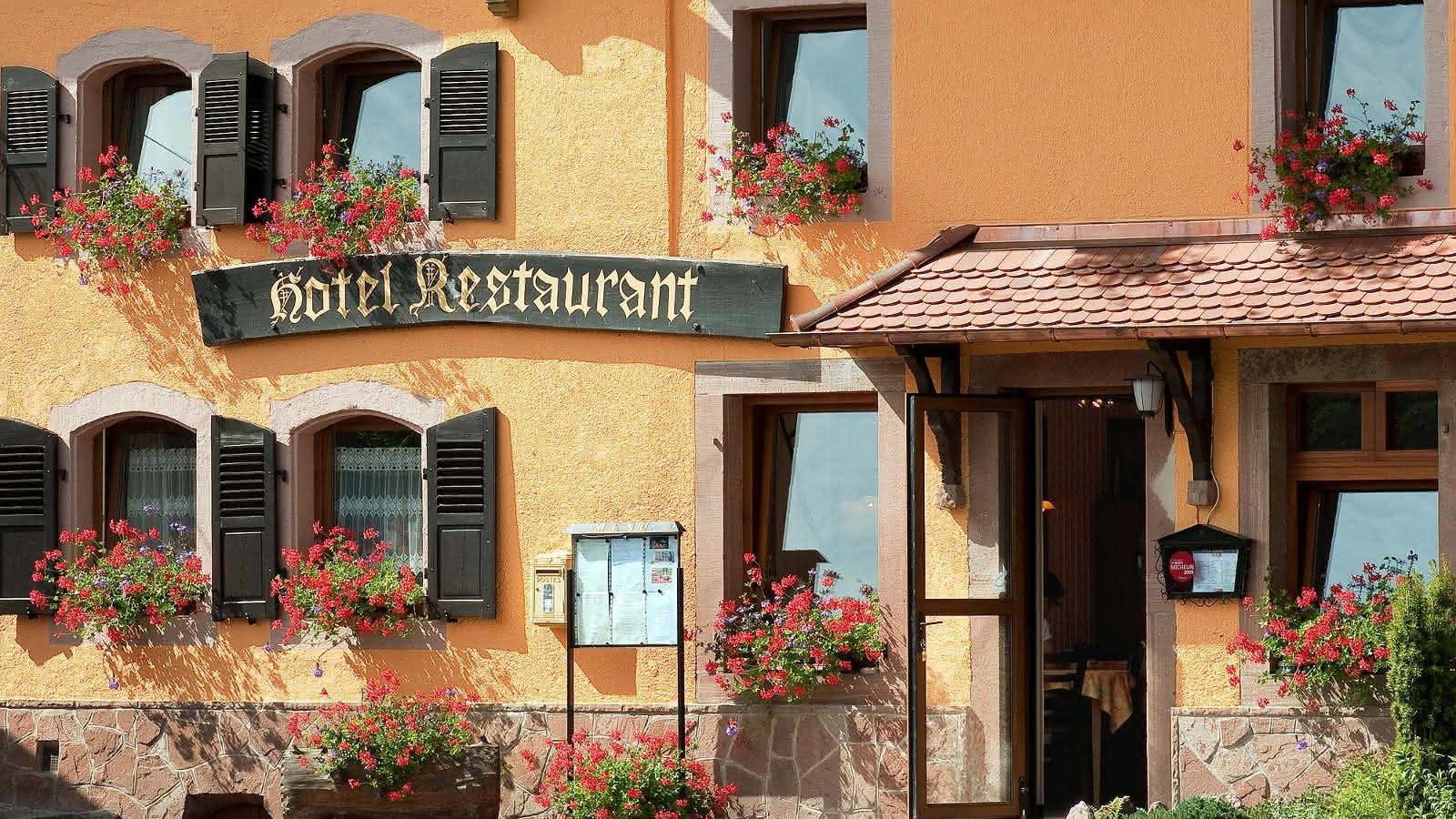 Baden Baden Cuisine Prix hôtel-restaurant neuhauser - la broque | visit alsace