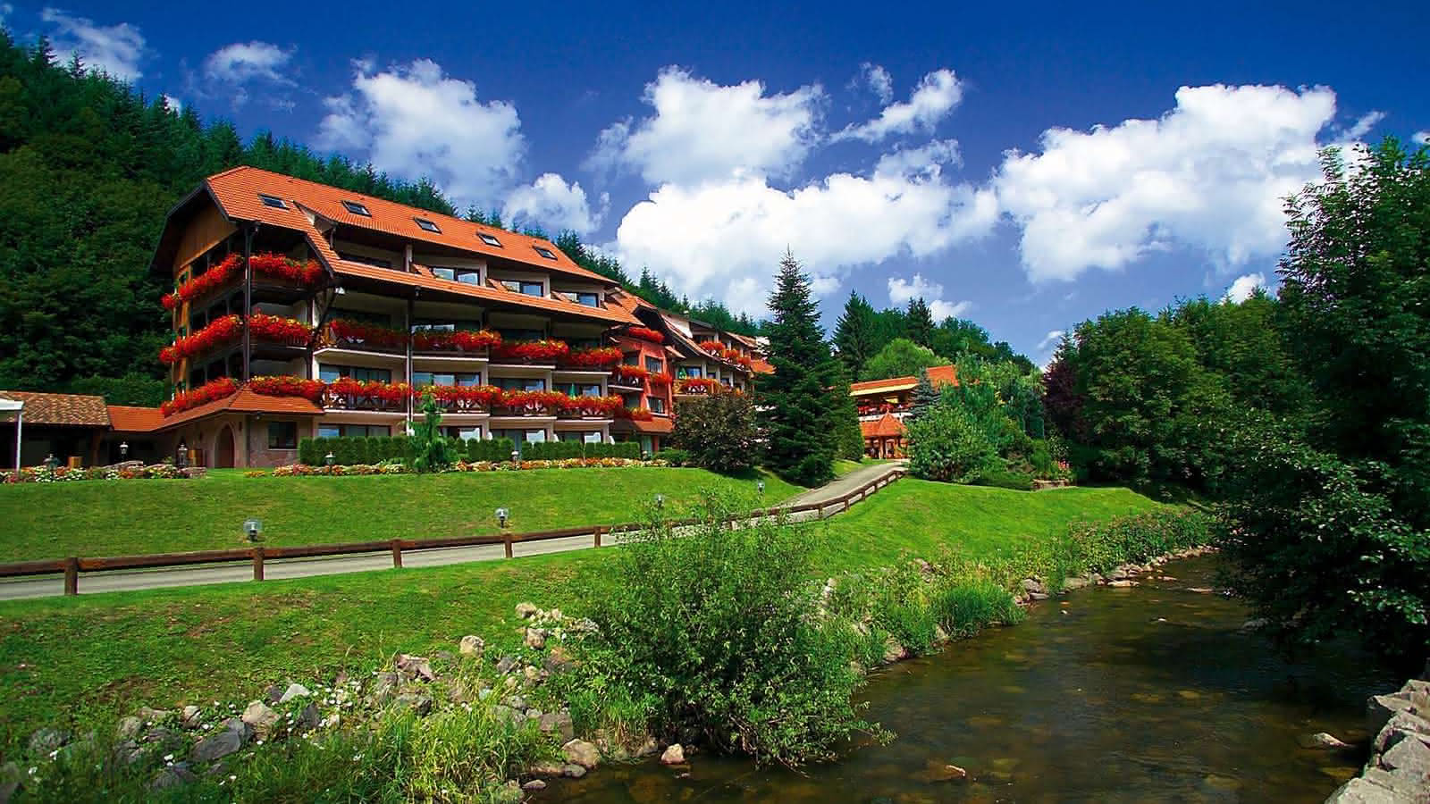Hotel Restaurant Spa En Alsace