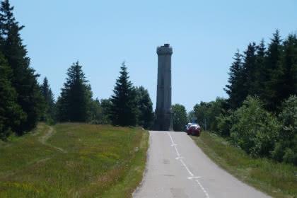 La tour du Champ du Feu