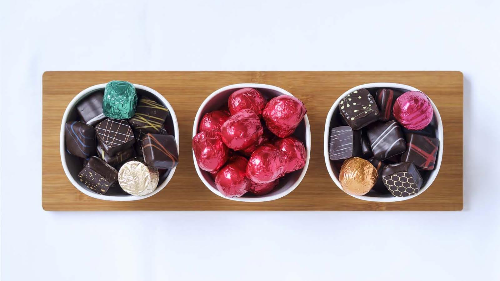 Chocolate Maker Antoni Visit Alsace