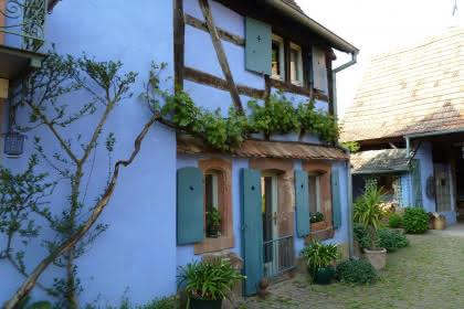 Visite de jardins Remarquables, Uttenhoffen