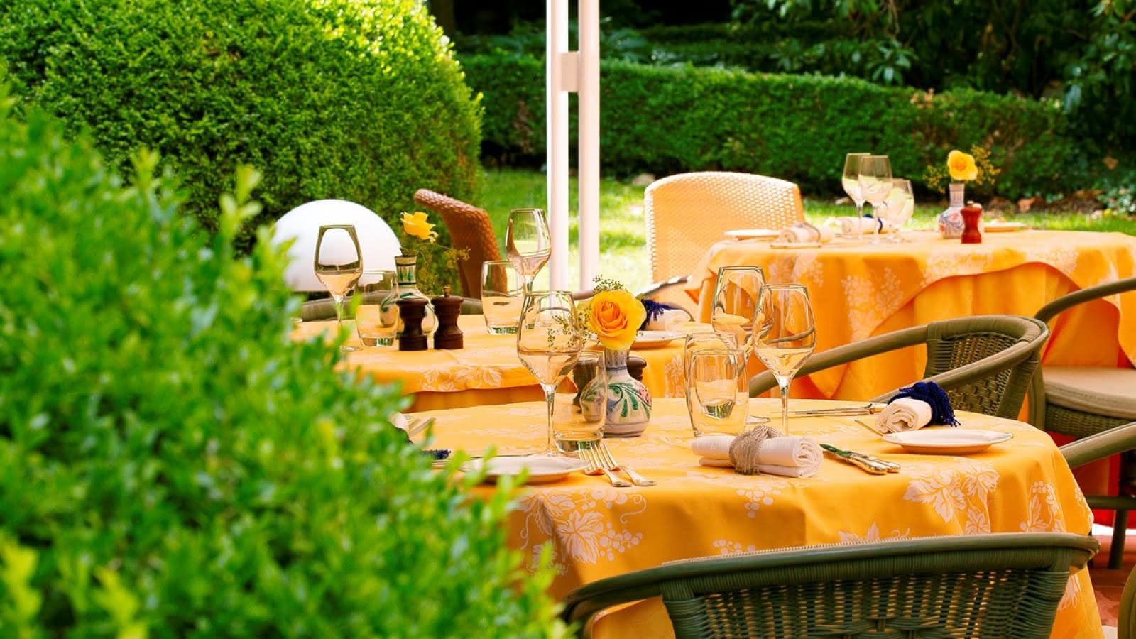 Restaurant Le Jardin Des Remparts Visit Alsace