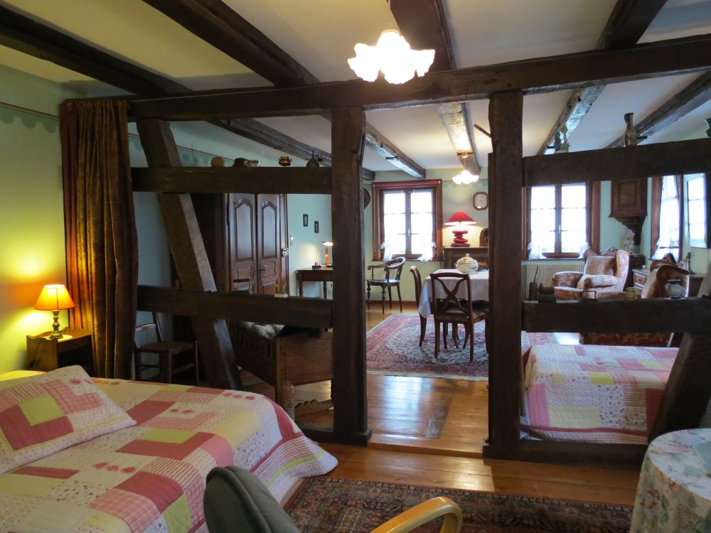 Chambres d 39 h tes d 39 alsace de monsieur stoffel dettwiller - Chambres d hotes de charme alsace ...
