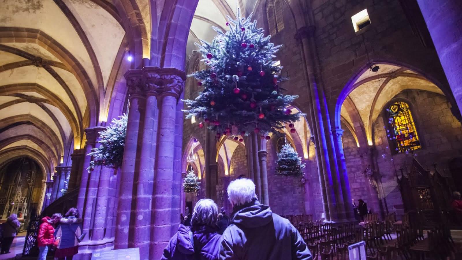 Geschichte Weihnachtsbaum.Ausstellung Die Geschichte Des Weihnachtsbaums Visit Alsace