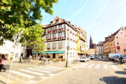 Hôtel Restaurant Au Cerf d'Or
