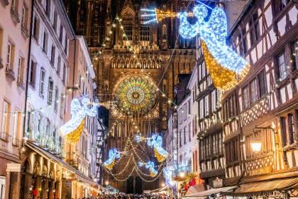 Cathédrale et marché de Noël, Christophe Hamm
