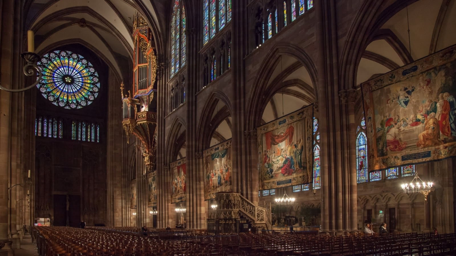 The Cathedrals Tapestries Visit Alsace