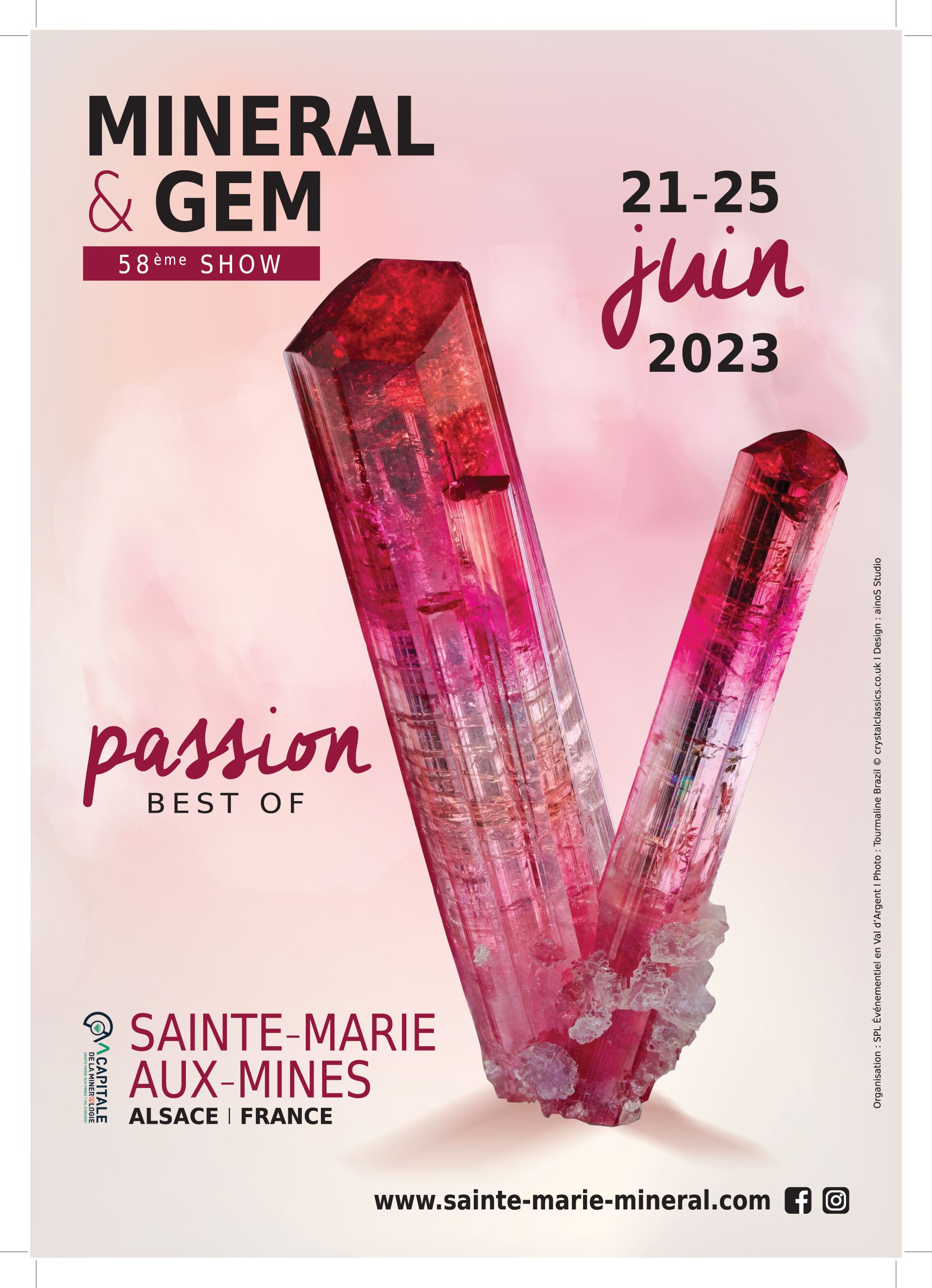 Gem And Mineral Show 2020.International Mineral Gem Show In Sainte Marie Aux Mines