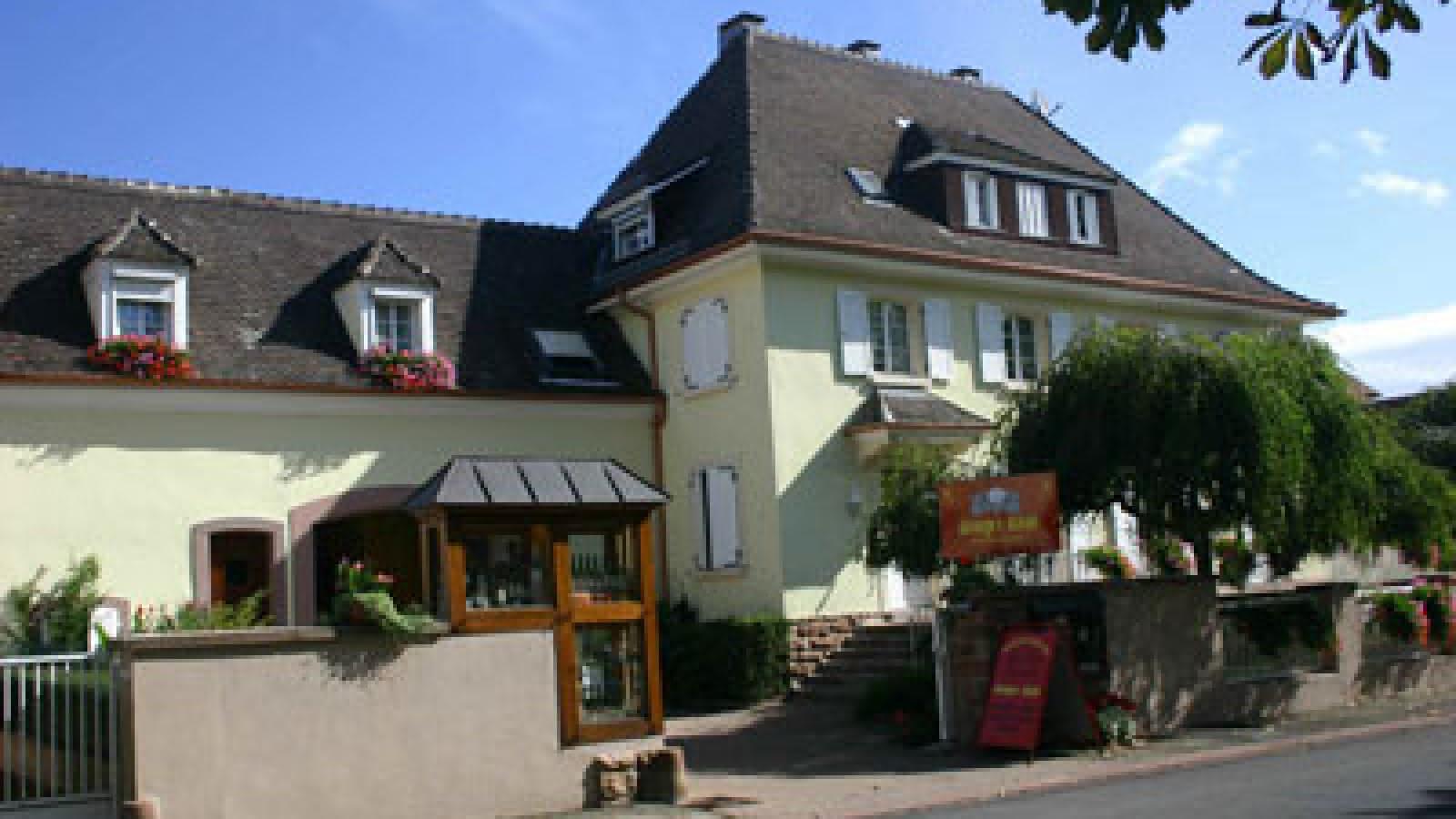 Meuble De Tourisme Klein Georges Saint Hippolyte Visit Alsace