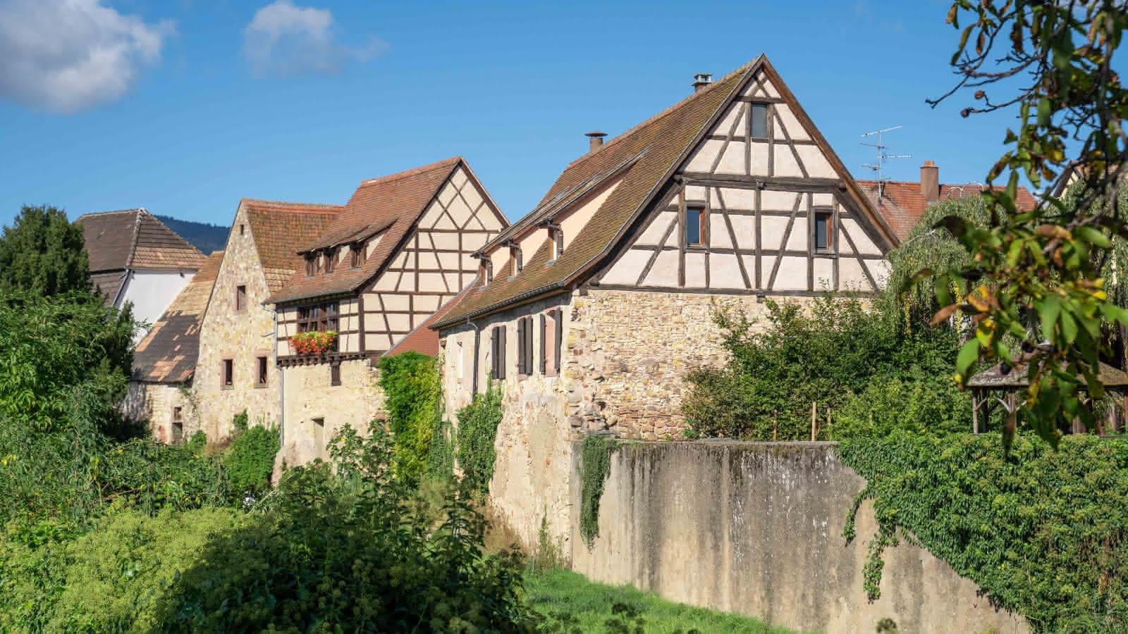 Bergheim Visit Alsace