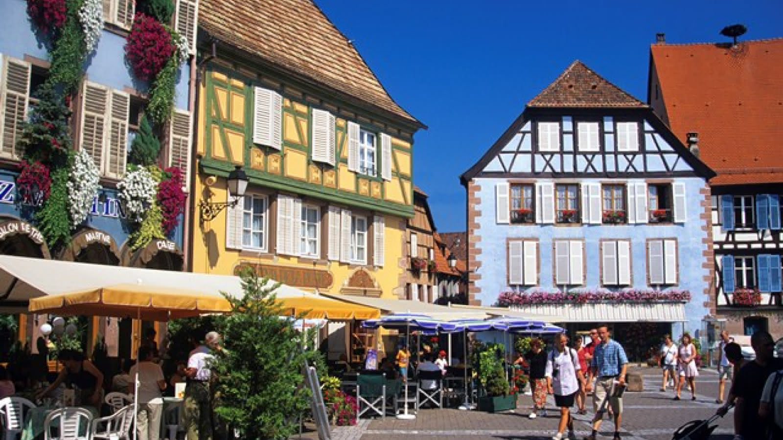 Ribeauville – one of the oldest medieval town in Alsace   Visit Alsace