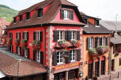 Hôtel-Restaurant-Spa - Le Chambard