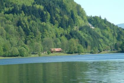 Lac de Kruth-Wildenstein
