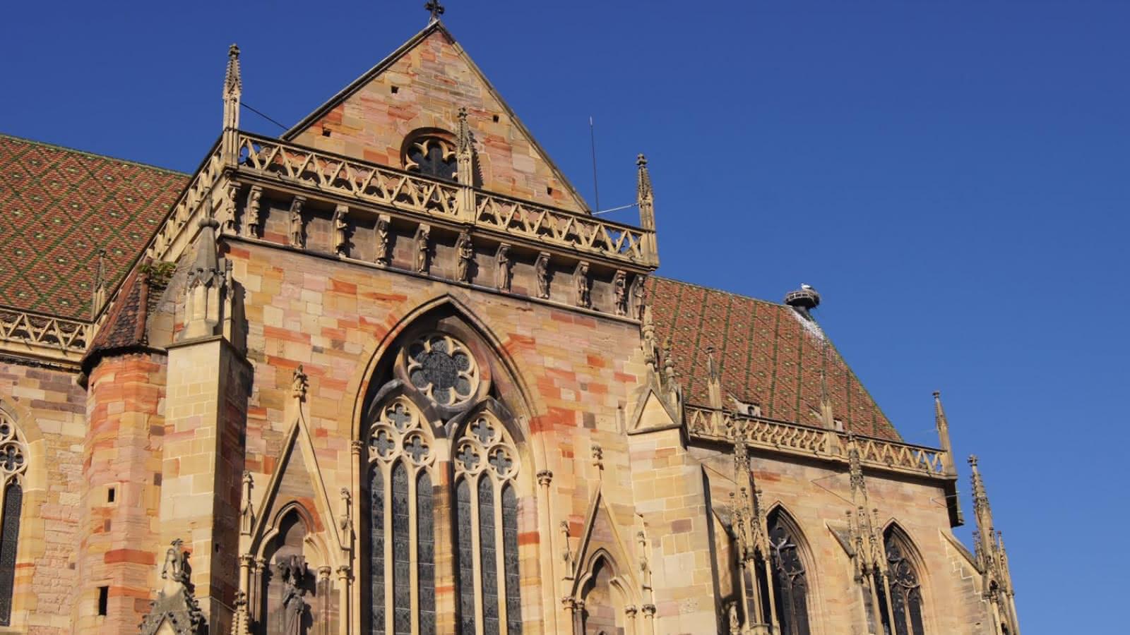 Saint Martin Church Visit Alsace