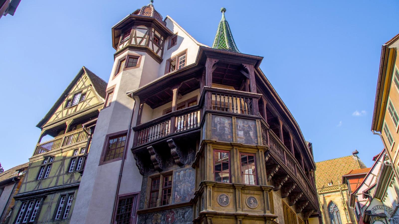 Pfisterhaus | Visit Alsace