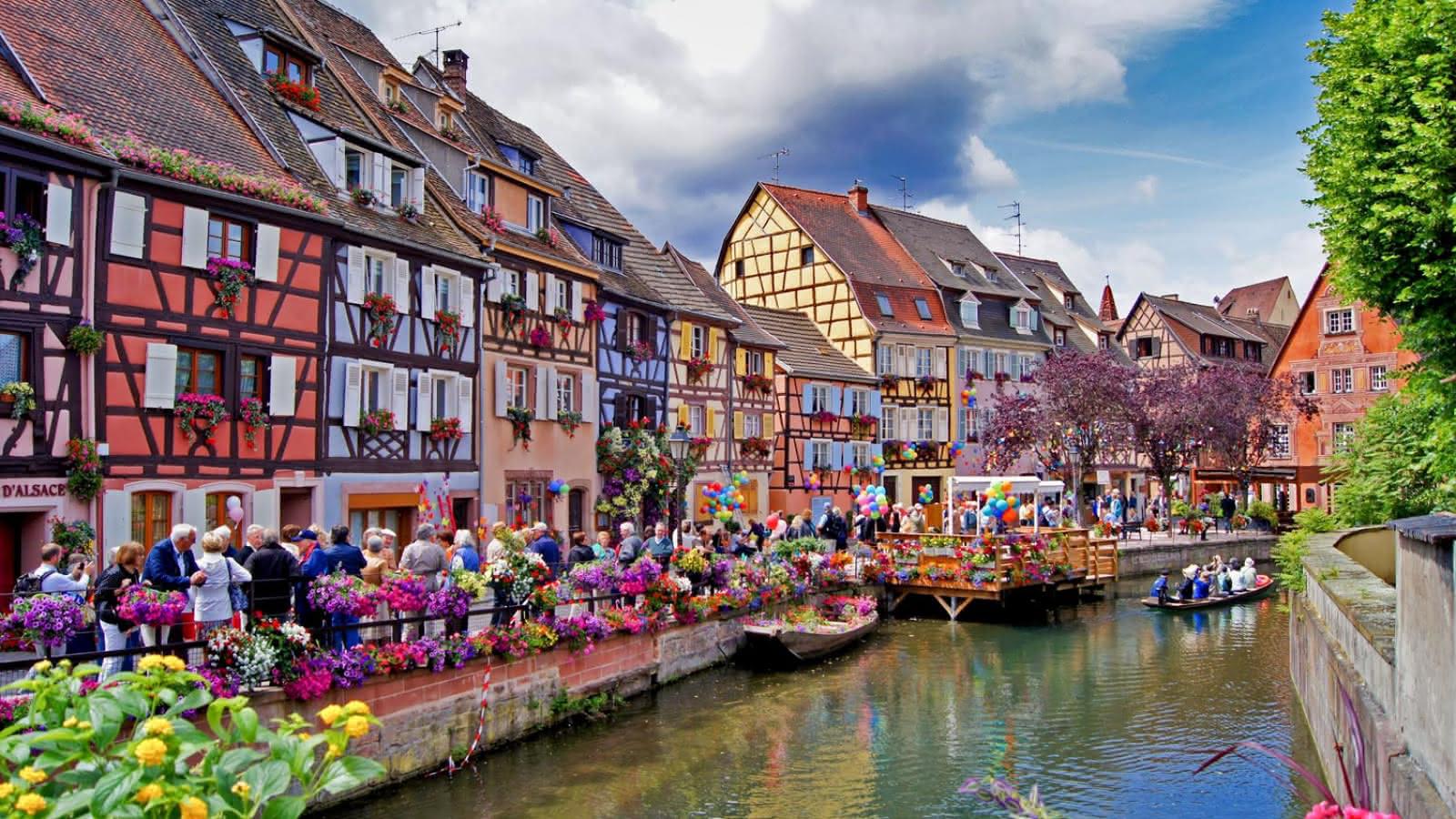 La Petite Venise - Colmar | Visit Alsace