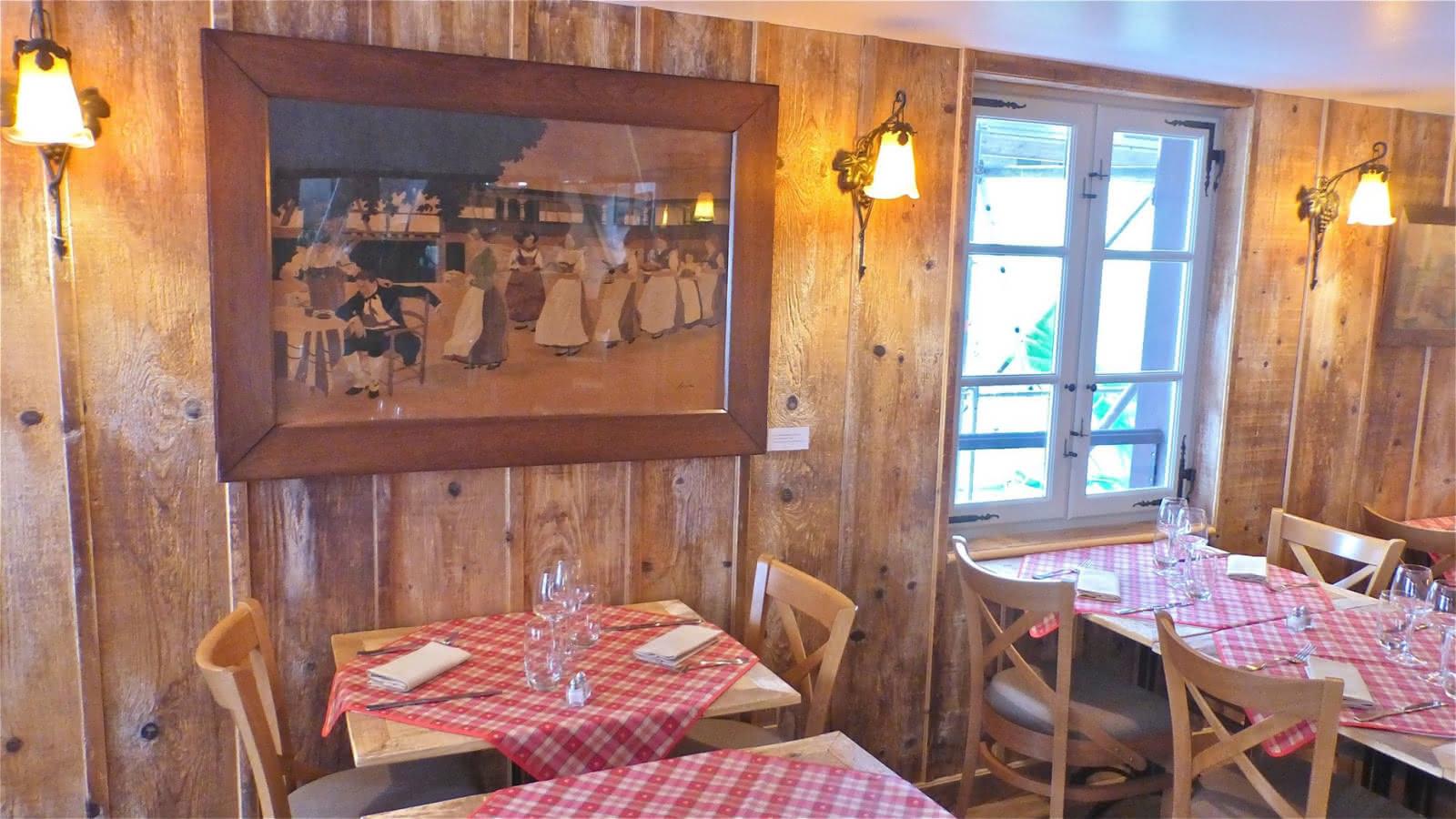 Au Fer Rouge Colmar Visit Alsace