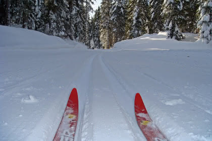 Ski de fond Winkel