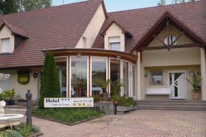 © Hôtel Sud Alsace