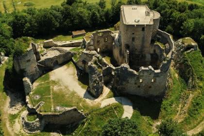 Landskron Castle dungeon