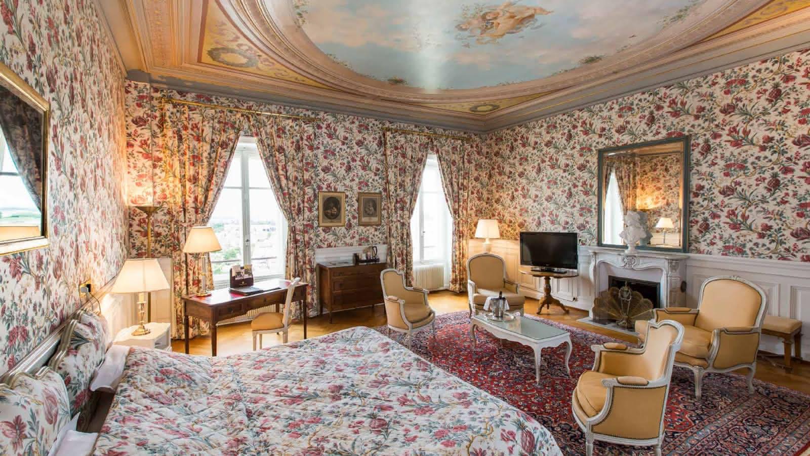 Restaurant Chateau D Isenbourg Rouffach