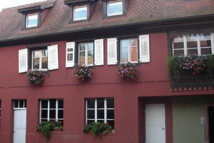 Meublé Aimé Lichtenberger, Pfaffenheim, Pays de Rouffach, Vignobles et Châteaux, Haut-Rhin, Alsace