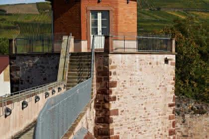 Vue sur Westhoffen