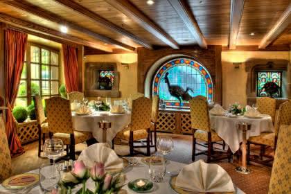 ©RestaurantDel'HostellerieDesChâteaux&SPA
