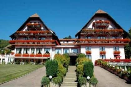 Hotel des Vosges, Klingenthal, Alsace