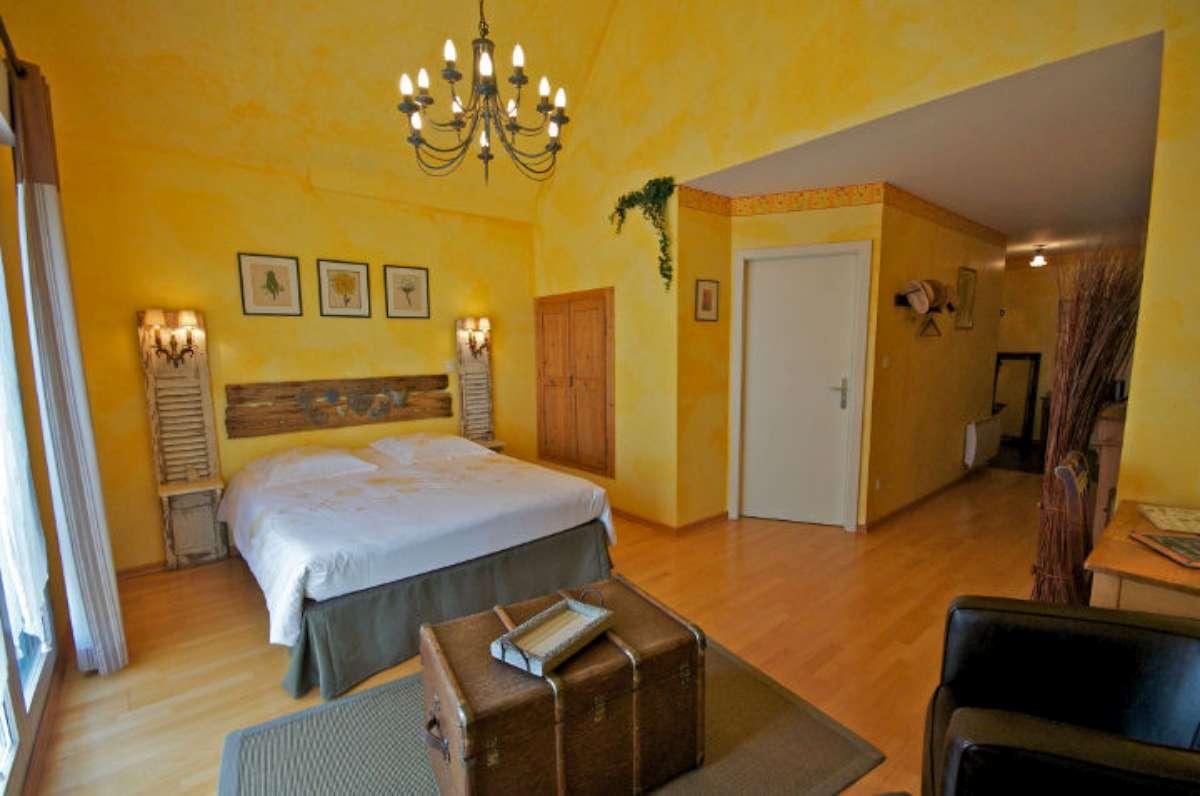 Chambres d 39 h tes ambiance jardin chambres de charme - Chambres d hotes de charme alsace ...