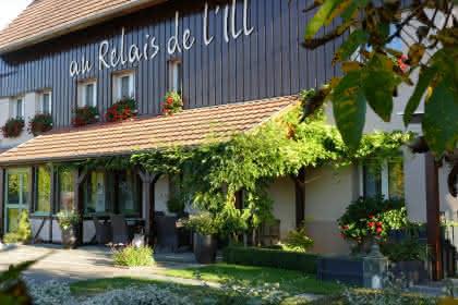 Hôtel Au Relais de l'Ill